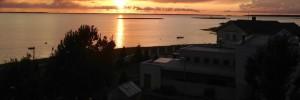 Aurinkonlasku Sunset Haapsalu